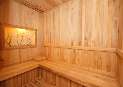Ayenue SPA - Sauna seco
